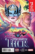 THOR GOD OF THUNDER Comic 3/1/2017