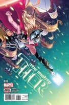 THOR GOD OF THUNDER Comic 5/1/2017