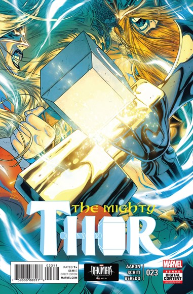 Thor Cover - 11/1/2017