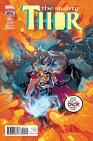 THOR GOD OF THUNDER Comic 9/1/2017