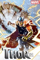 THOR GOD OF THUNDER Comic 8/1/2018