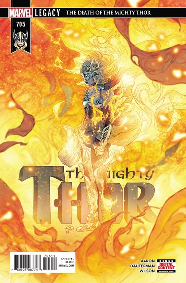 Thor Cover - 5/1/2018