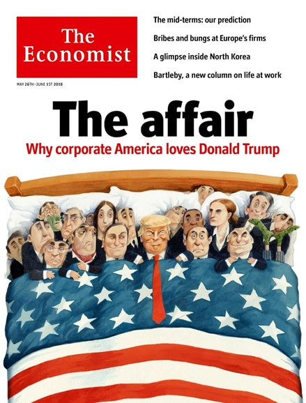 The Economist Cover - 5/26/2018