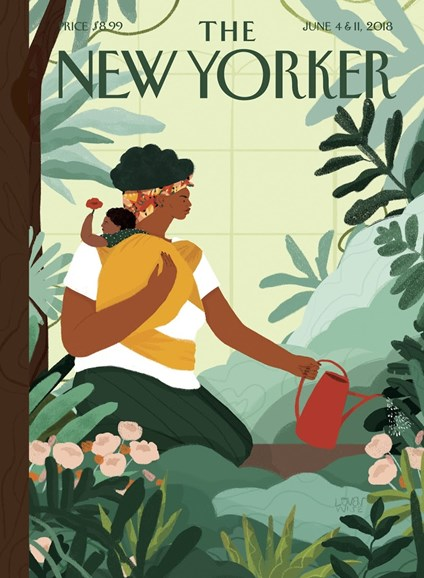 The New Yorker Cover - 6/4/2018