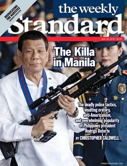 Washington Examiner Cover - 5/28/2018