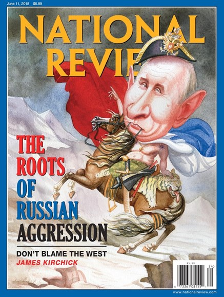 National Review Cover - 6/11/2018