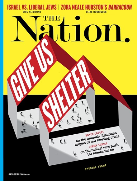 The Nation Cover - 6/18/2018