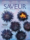 Saveur | 6/2018 Cover