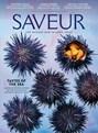 Saveur Magazine | 6/2018 Cover