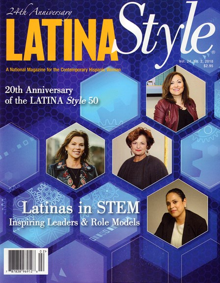 Latina Style Cover - 6/1/2018