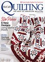 Mccall's Quilting Magazine | 7/2018 Cover