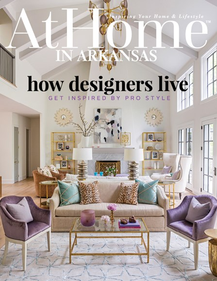 At Home In Arkansas Cover - 6/1/2018