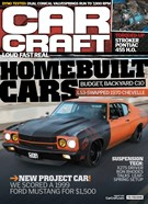 Car Craft Magazine 8/1/2018