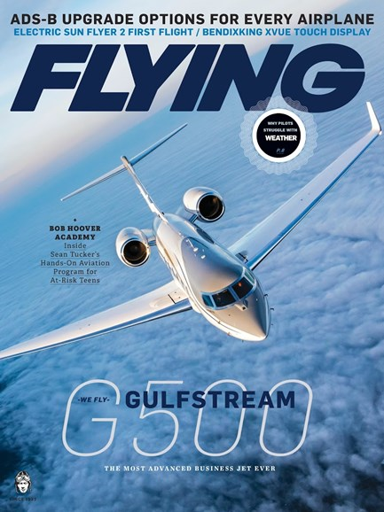 Flying Cover - 6/1/2018