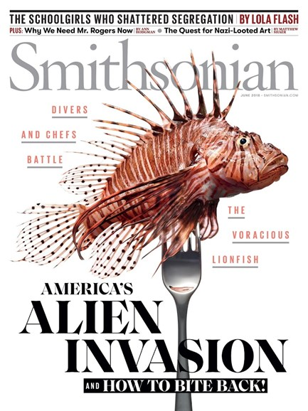 Smithsonian Cover - 6/1/2018
