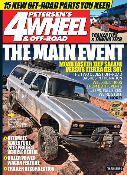 4 Wheel & Off-Road Cover - 8/1/2018