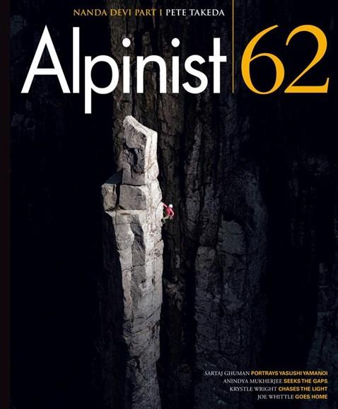 Alpinist Cover - 6/1/2018