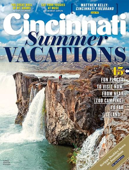 Cincinnati Cover - 6/1/2018