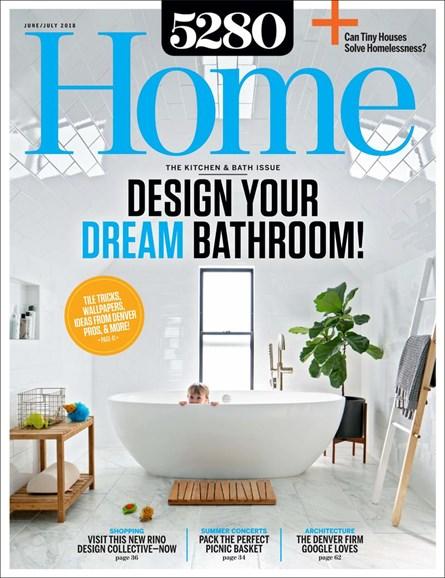 5280 Magazine Cover - 6/1/2018