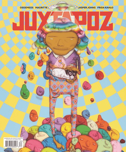 Juxtapoz Cover - 6/1/2018