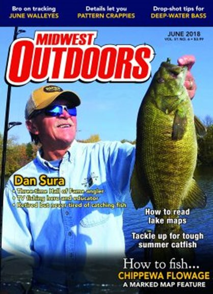 Midwest Outdoors Cover - 6/1/2018