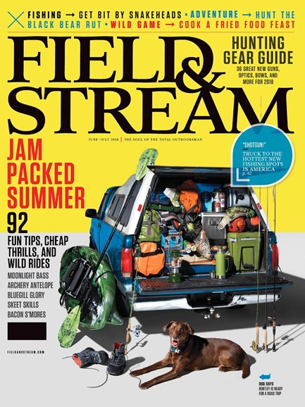 Field & Stream Cover - 6/1/2018