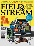 Field & Stream Magazine 6/1/2018