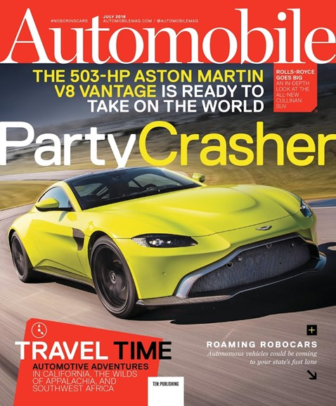 Automobile Cover - 7/1/2018