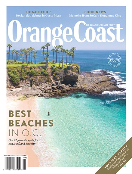 Orange Coast Cover - 6/1/2018