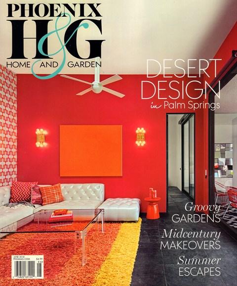 Phoenix Home & Garden Cover - 6/1/2018