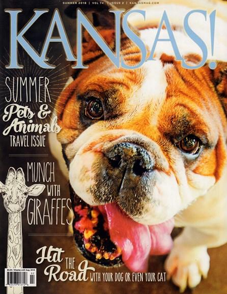 KANSAS! Cover - 6/1/2018