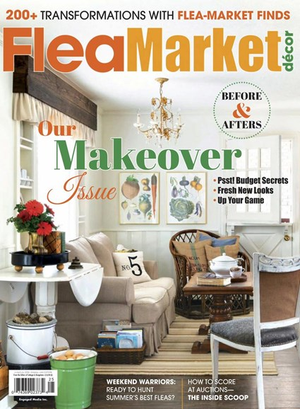 Flea Market Décor Cover - 6/1/2018