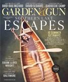 Garden & Gun Magazine 6/1/2018