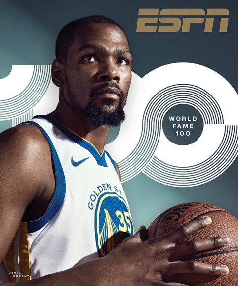 ESPN The Magazine Cover - 6/4/2018