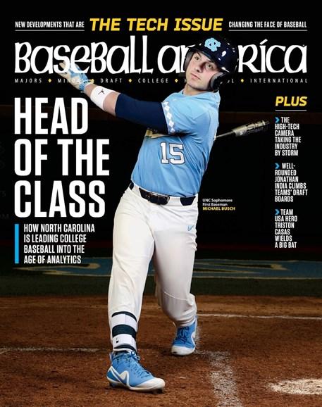 Baseball America Cover - 5/18/2018