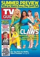 TV Guide Magazine 5/28/2018