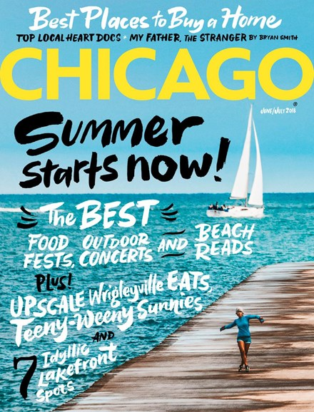 Chicago Magazine Cover - 6/1/2018