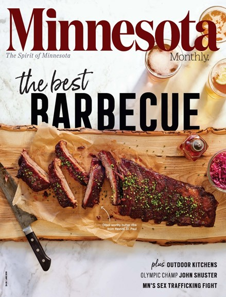 Minnesota Monthly Cover - 6/1/2018