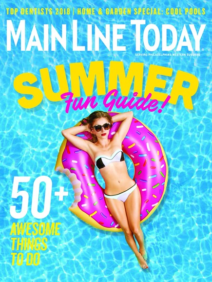 Main Line Today Cover - 6/1/2018
