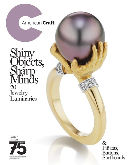 American Craft Cover - 6/1/2018