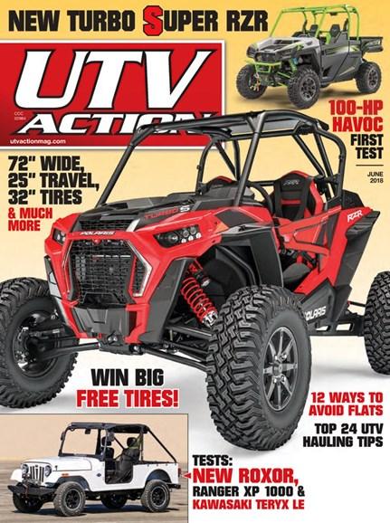UTV Action Cover - 6/1/2018