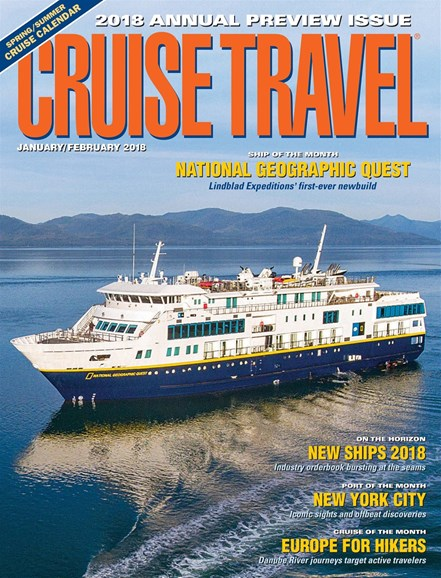 Cruise Travel Cover - 1/1/2018