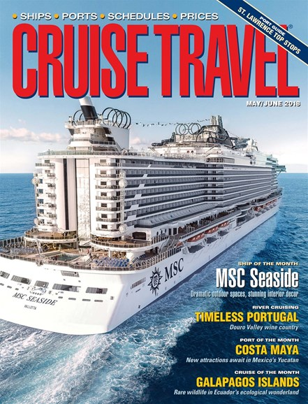 Cruise Travel Cover - 5/1/2018