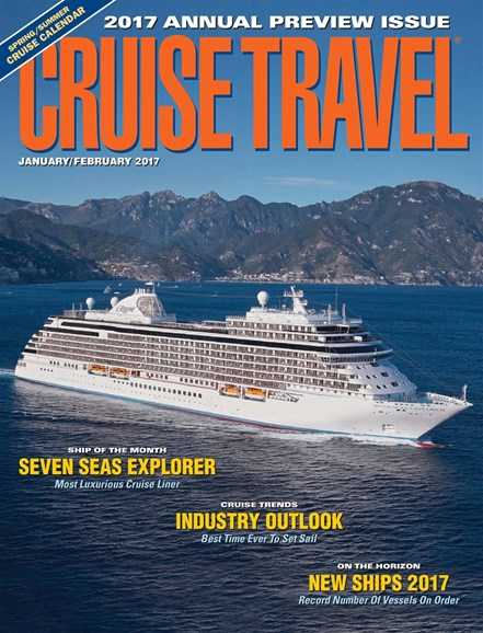 Cruise Travel Cover - 1/1/2017