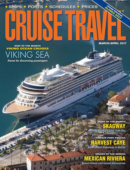 Cruise Travel Cover - 3/1/2017