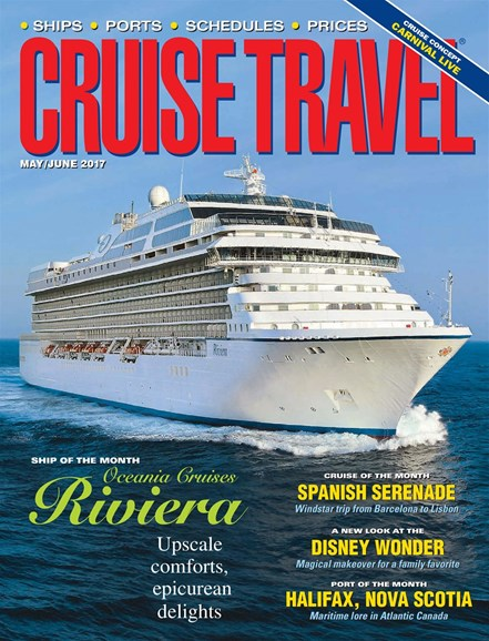 Cruise Travel Cover - 5/1/2017