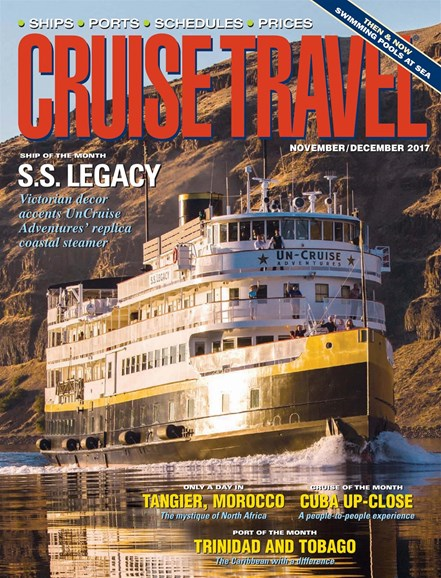 Cruise Travel Cover - 11/1/2017