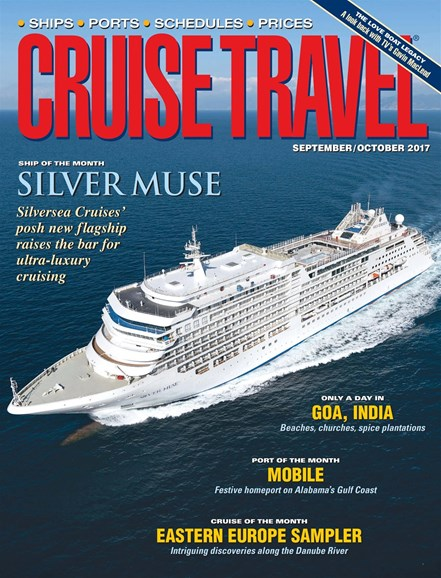 Cruise Travel Cover - 9/1/2017