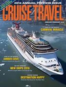 Cruise Travel Magazine 1/1/2016