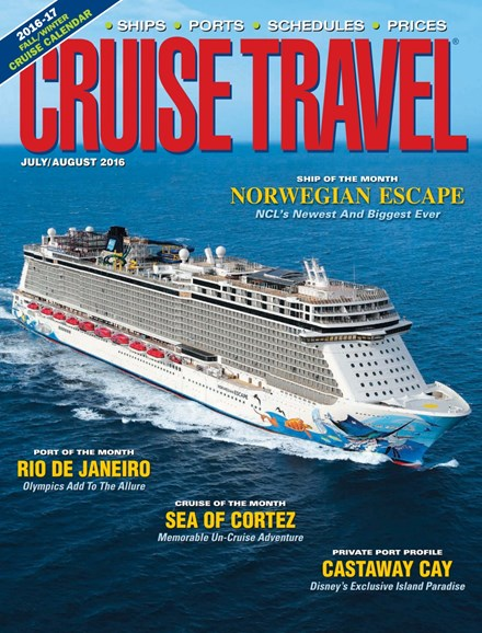 Cruise Travel Cover - 7/1/2016
